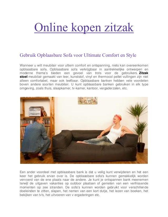 Zitzak Vulling Action.Gebruik Opblaasbare Sofa Voor Ultimate Comfort En Style