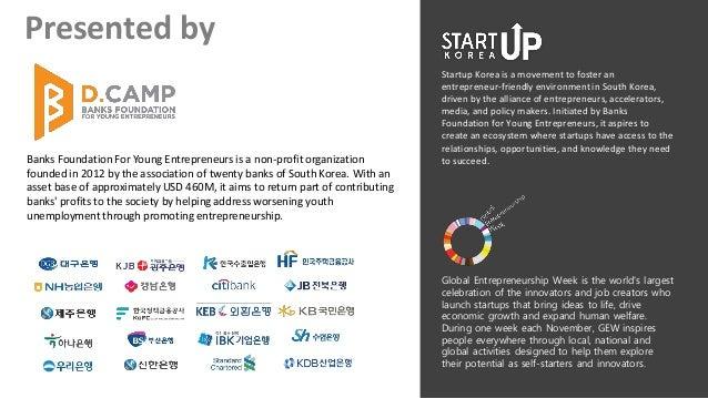 Korean Entrepreneurship: The Foundation of the Korean Economy