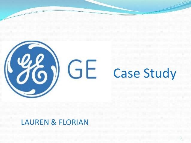 Case StudyLAUREN & FLORIAN                                1