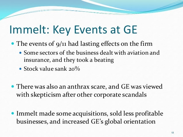 case study of the ge honeywell merger Case study of the ge-honeywell merger 934 words jan 15th, 2018 4 pages while general electric's ceo, jack welch, characterized the deal as, this is the cleanest deal you'll ever see, european anti-trust regulators were not so inclined to view the transaction as harmless to competition (elliot, 2001.