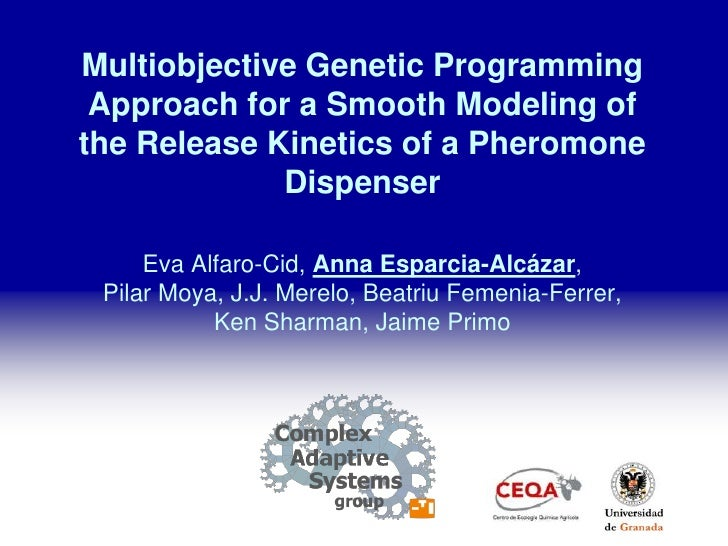 Multiobjective Genetic Programming Approach for a Smooth Modeling of the Release Kinetics of a Pheromone DispenserEva Alfa...