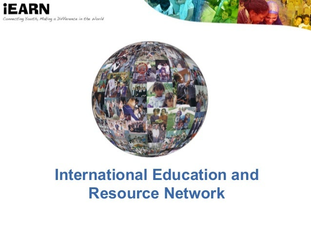 International Education and Resource Network