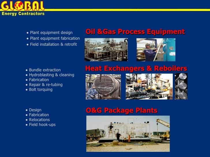 Gec Presentation Petrochemical & Refinery
