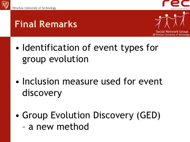 social discovery group