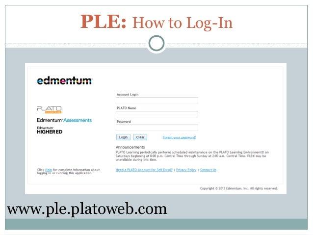 ple plato learning answer key english 9