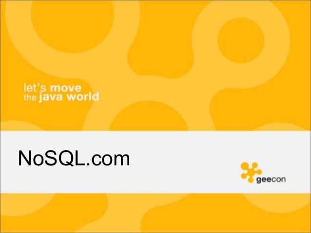 NoSQL.com