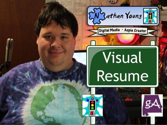 Visual Resume Nathan Young