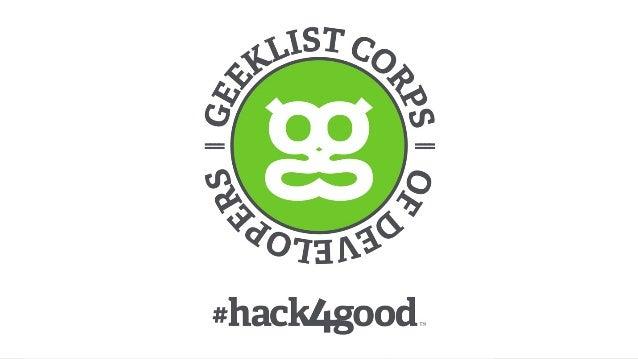 Natalia Stanko  ➔ Web Developer  ➔ Women in Technology Kraków  ➔ Geeklist – Hack4good Kraków  ➔ Twitter @nataliastanko  ➔ ...