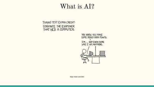 xkcd machine learning