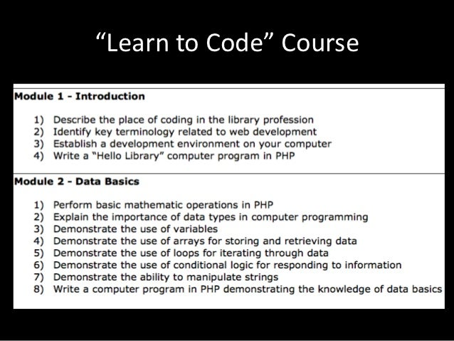 Next Steps for OCLC• Work with community to identify other  education/support needs related to coding  – Please let me kno...