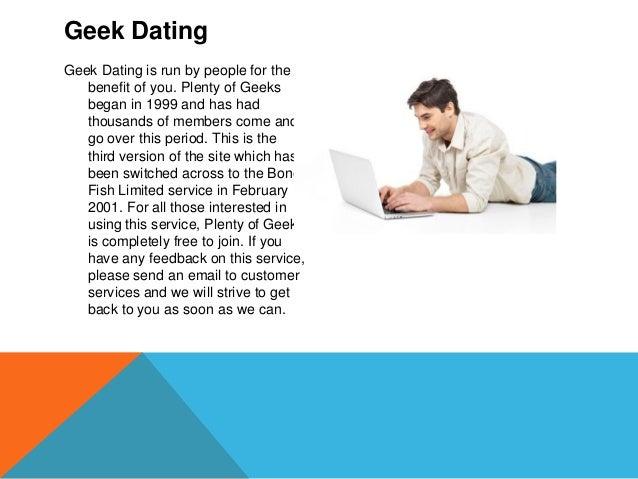 Dating geeks online