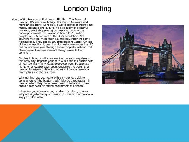 geeks dating London Gratis homofil datingside UK