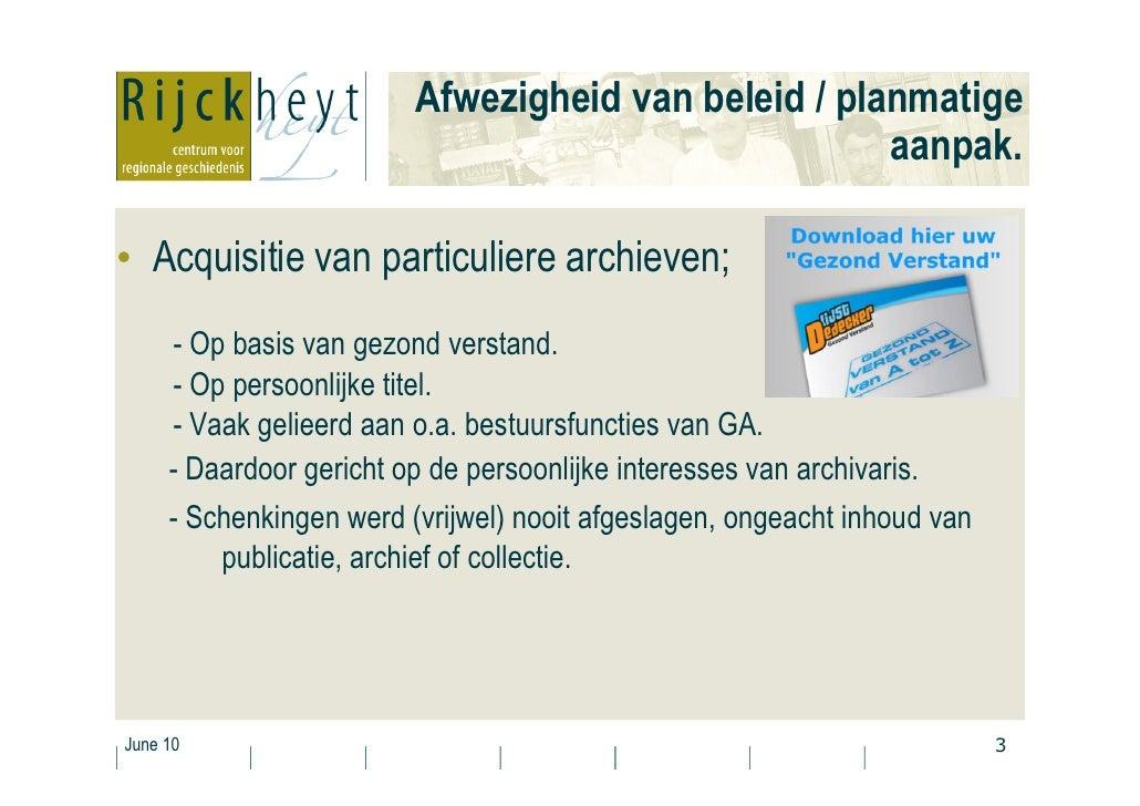 KVAN10 - Planmatige acquisitie - Geert Luykx Slide 3