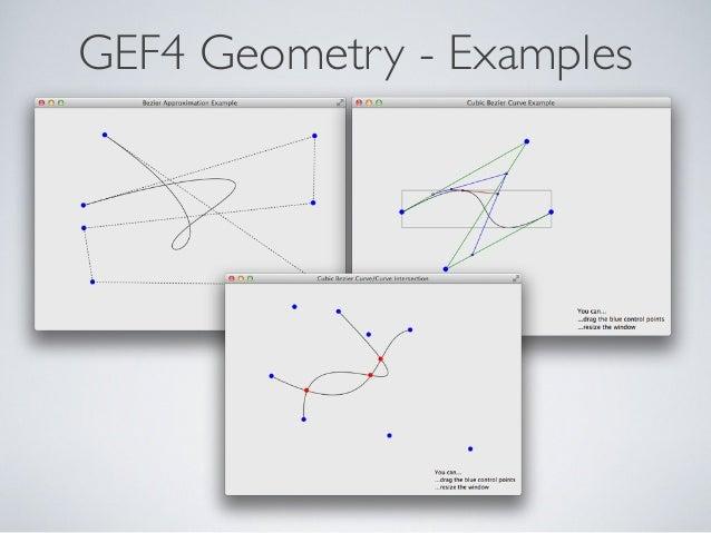 GEF4 Geometry - Examples