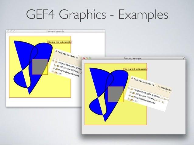 GEF4 Graphics - Examples