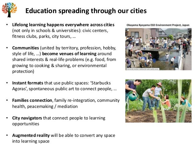 Learning Happens Everywhere Public >> Global Education Futures Vision Summary
