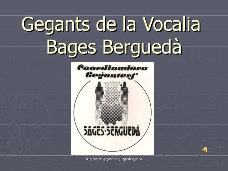 Gegants de la Vocalia  Bages Berguedà Gm68T2p