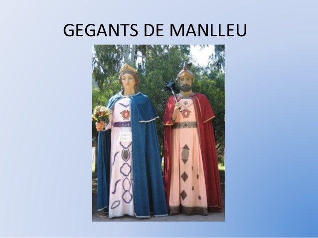 GEGANTS DE MANLLEU