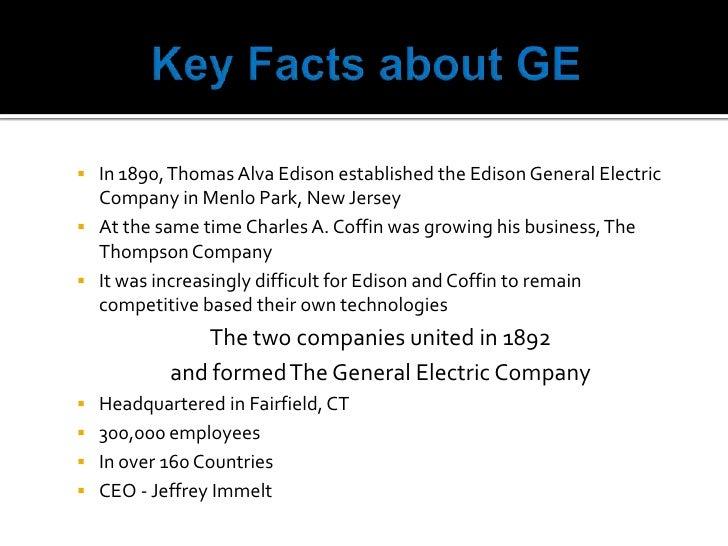 General electric presentation toneelgroepblik Gallery