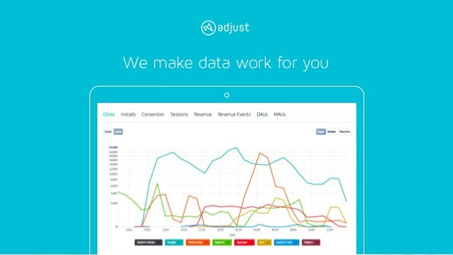 WE MAKE DATA WORK FOR YOU 1 c We make data work for you