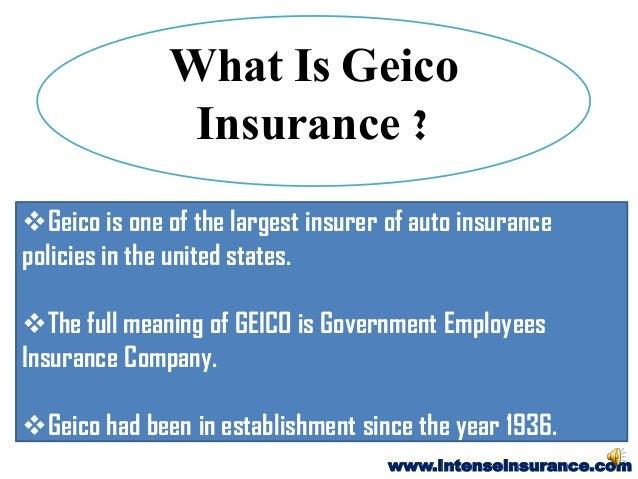 Geico Rental Car Insurance Review