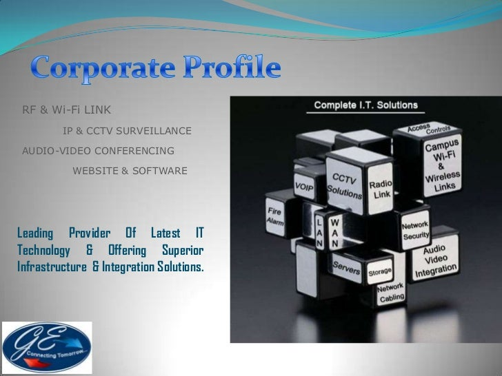RF & Wi-Fi LINK         IP & CCTV SURVEILLANCEAUDIO-VIDEO CONFERENCING           WEBSITE & SOFTWARELeading Provider Of Lat...