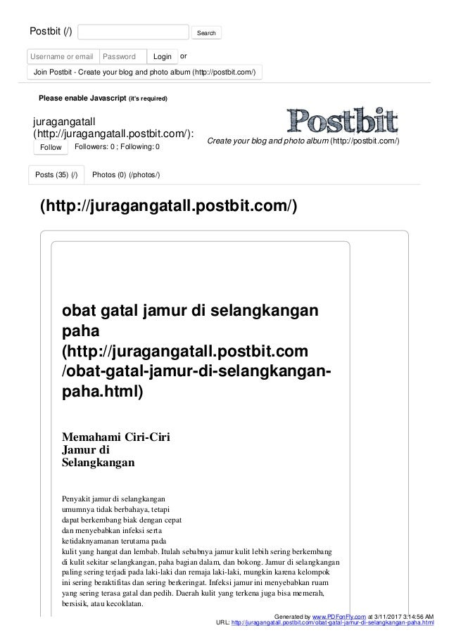 Postbit (/) Search or Join Postbit - Create your blog and photo album (http://postbit.com/) Create your blog and photo alb...