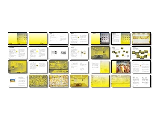 DAS GELBE HAUS FLIMS dasgelbehausflims.ch gelb! Die Ausstellung einer Farbe. Die Publikation zur Ausstellung einer Farbe. ...