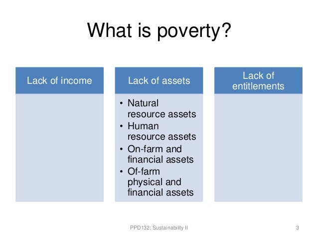 poverty and environmental degradation Does poverty and ignorance contribute to a danger  this question of poverty and environmental degradation has been asked several times with malafide.