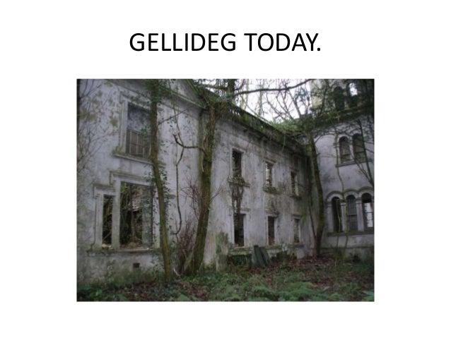 GELLIDEG TODAY.