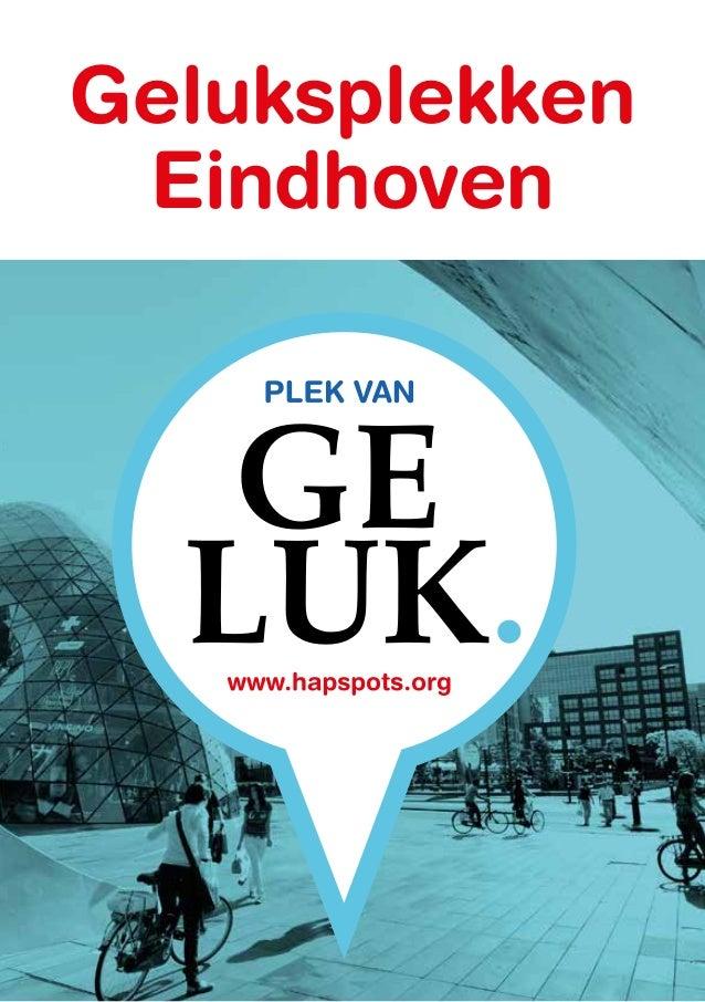 Geluksplekken Eindhoven