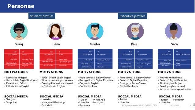 GEM] Advanced Master's Digital Business Strategy - 2019-2020 present…