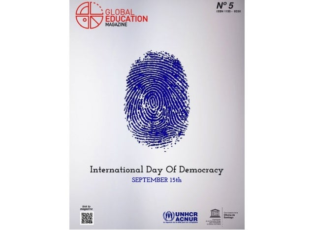 Cultural Democracy is a process dynamic which works to create awareness and responsibility with people in the free world....