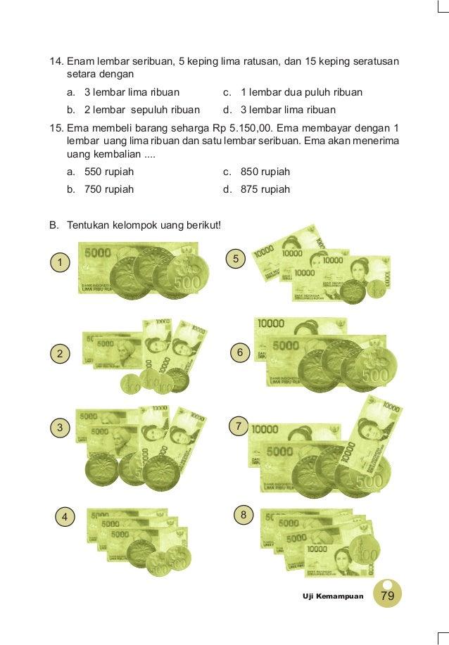 Gemar matematika untuk kelas 3