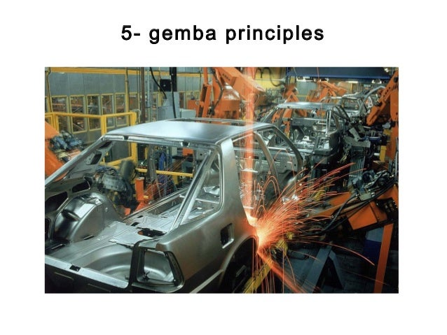 what are the principles of gemba kaizen This article explains the concept of gemba kaizen after reading you will understand this japanese company philosophy and the underlying factors for successful.