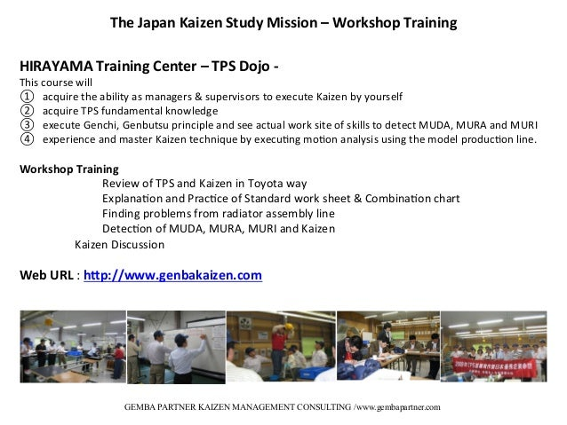 toyotas kaizen experience case study Achieving high productivity and transforming customer experience with  and  transforming customer experience- plaza toyota case study  it is  fundamental for dealer operation kaizen to have a state of the art dealer.