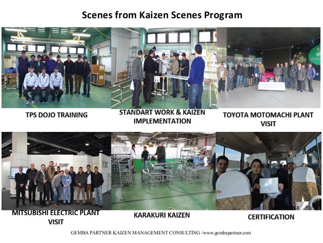 gemba kaizen case study Top 10 kaizen books  for a selection of case studies,  pioneer of modern business operational excellence and founder of the kaizen institute, gemba kaizen, .