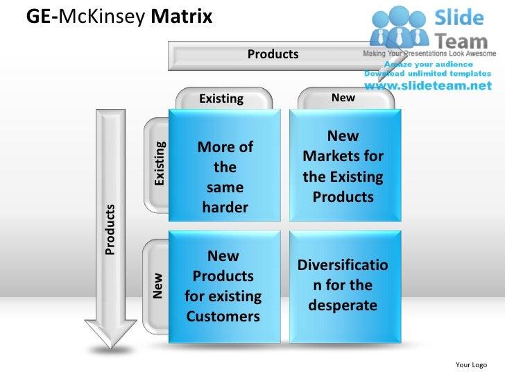 Mckinsey business plan ppt