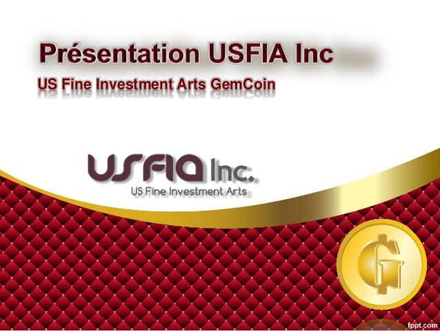 US Fine Investment Arts GemCoin