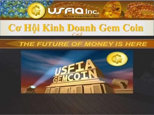Cơ Hội Kinh Doanh Gem Coin