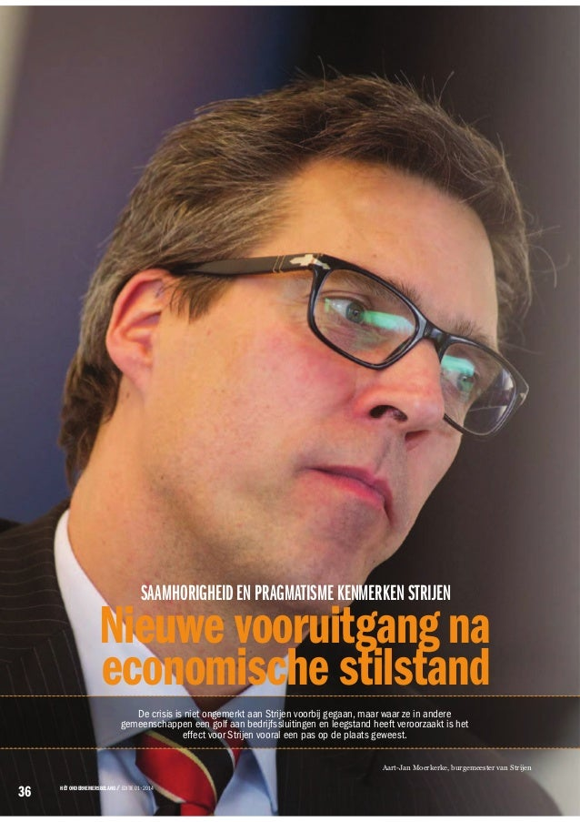 SAAMHORIGHEID EN PRAGMATISME KENMERKEN STRIJEN  Nieuwe vooruitgang na economische stilstand De crisis is niet ongemerkt aa...