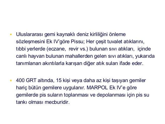 PİS SU ARITMA ÜNİTESİ