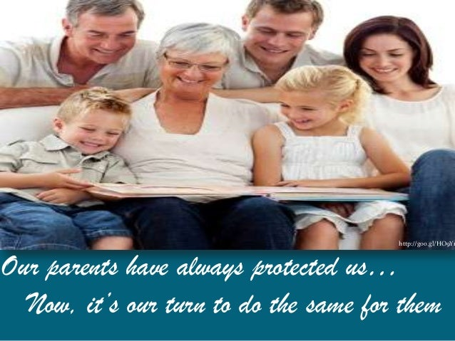 http://goo.gl/HO9YrOur parents have always protected us…  Now, it's our turn to do the same for them