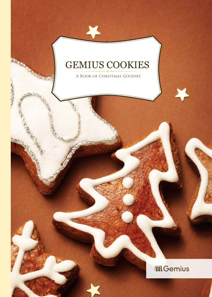 A Book of Christmas Goodies