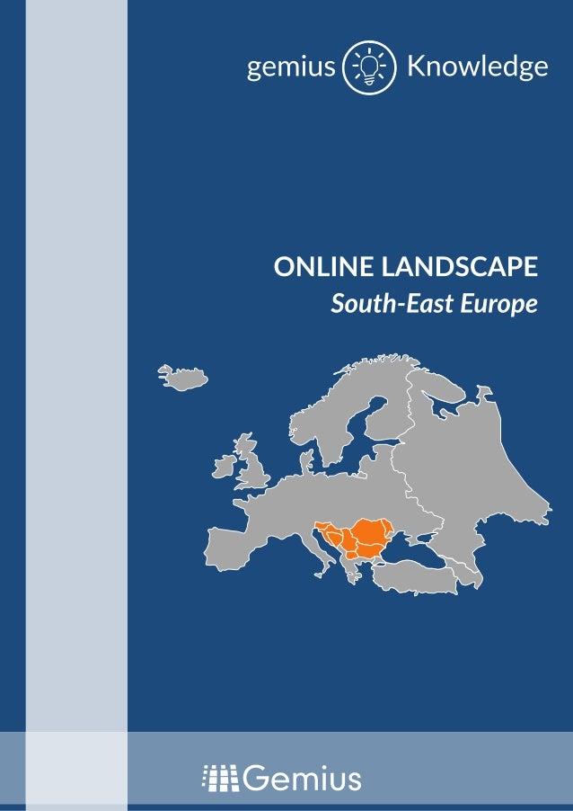 Gemius knowledge south easteurope