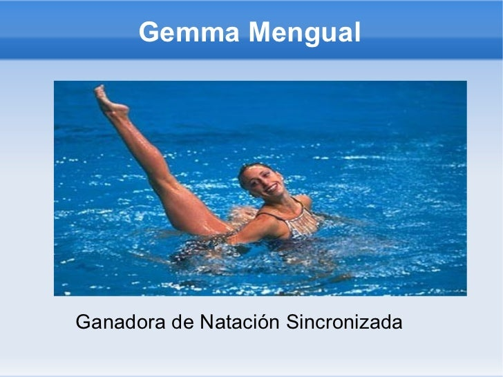 Gemma Mengual por Shania, Francisco D, Glendha