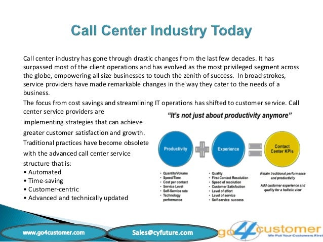 Outsourced Call Center Services : Why call center outsourcing is important for business growth