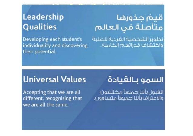 Core Values Slide 3