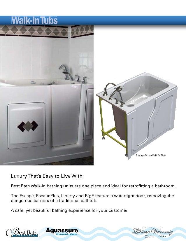 Slide In Bathtub 28 Images A 595 Value Bath Design