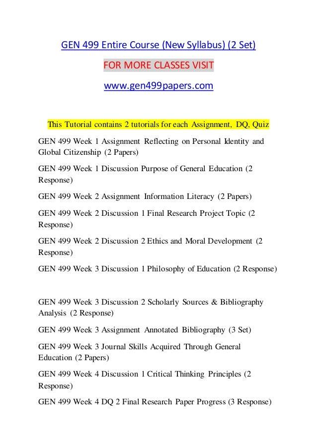 ashford gen 499 critical thinking quiz